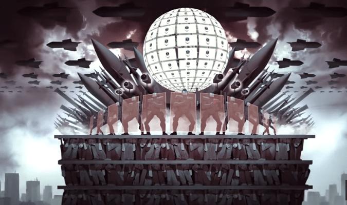 v teni multik masonov - Масонский мультфильм «В ТЕНИ»: крах финансовой системы