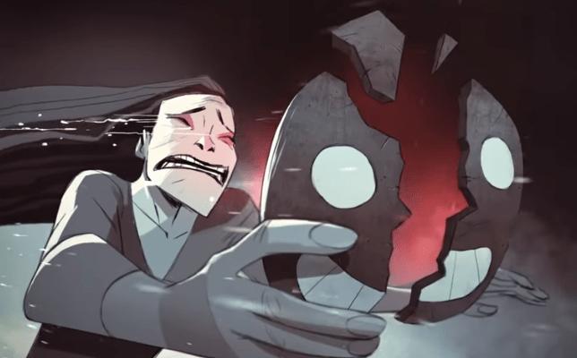 v teni - Масонский мультфильм «В ТЕНИ»: крах финансовой системы