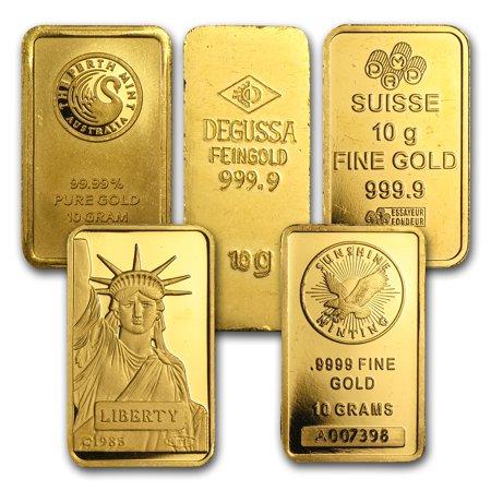 zoloto - Как заработать в экономический кризис? Инвестиции в золото